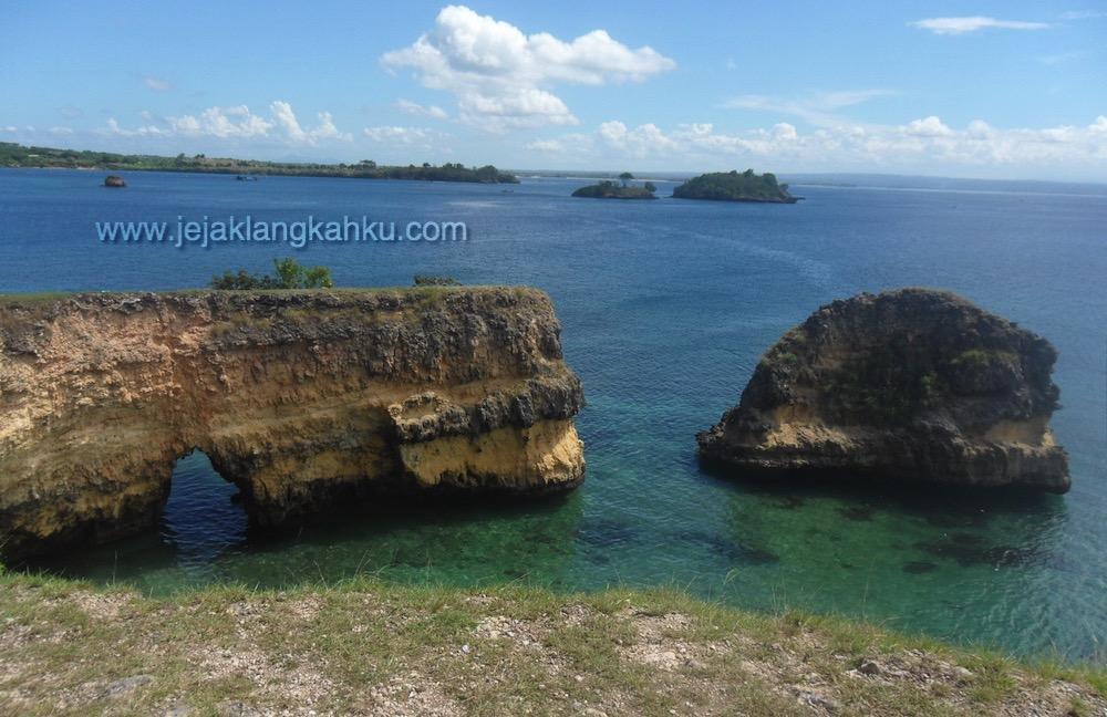 pantai pink lombok 7