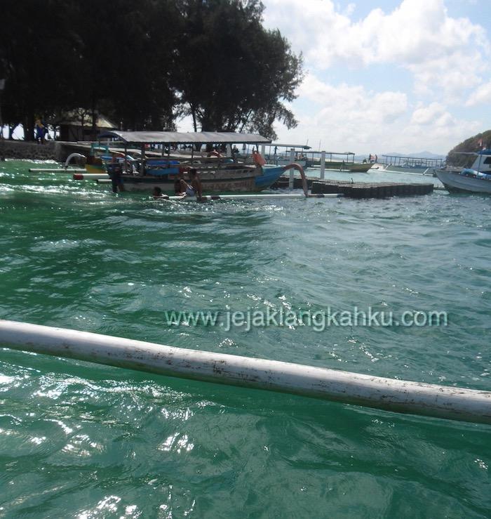 wisata gili snorkeling