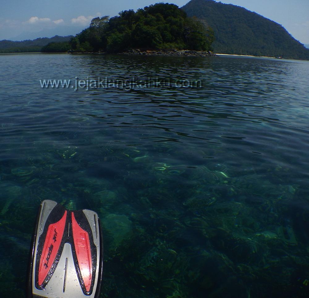 snorkeling pulau pahawang lampung 2