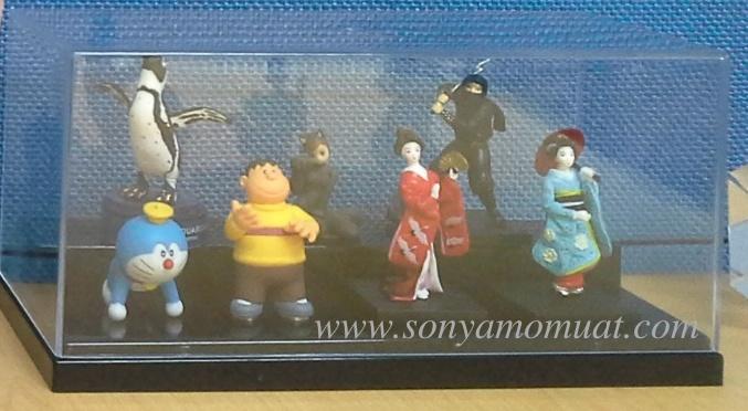 Gacha Gacha Gacha…Ketagihan Souvenir ini di Jepang !