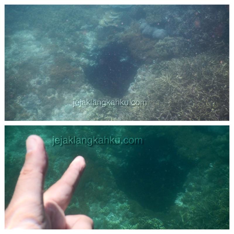 snorkeling tanjung cumi 5