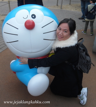 """""""La La La Aku Sayang Sekali…Doraemon"""" Mengenang Fujiko F.Fujio di Museum Doraemon Kawasaki Jepang"""