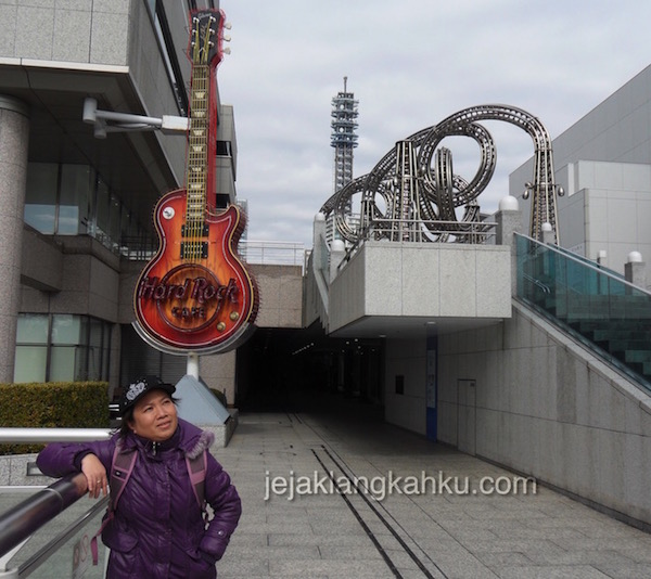 hard rock cafe yokohama 3