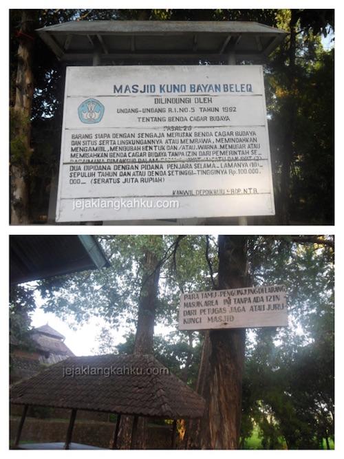 masjid kuno bayan beleq lombok 2
