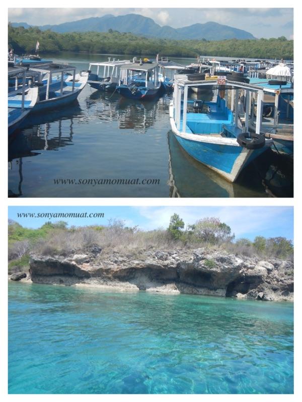 pulau menjangan bali 1