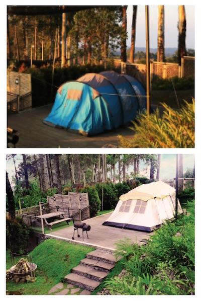 camping dusun bambu 0