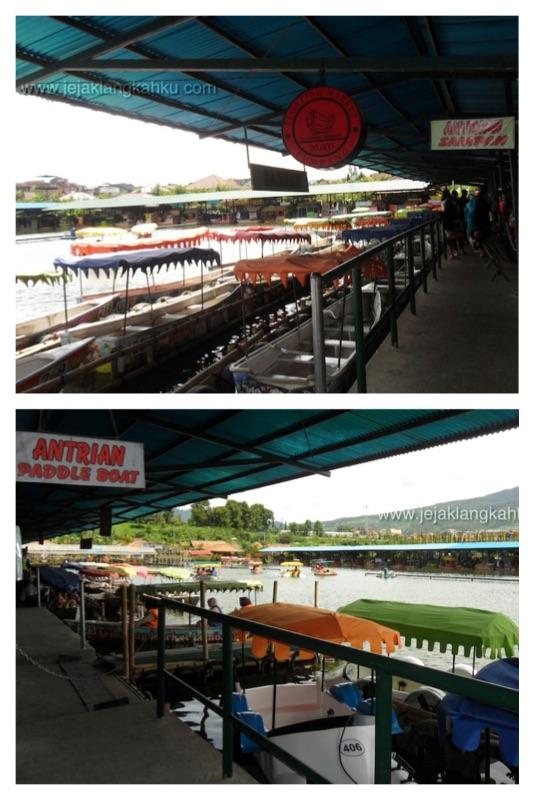 floating market lembang 3