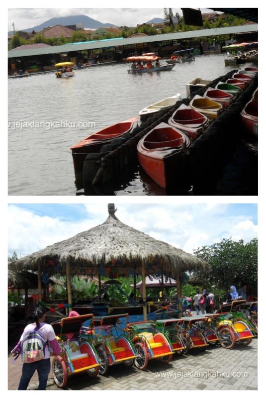 floating market lembang 4