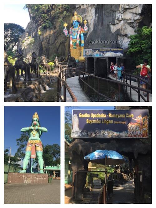 ramayana cave kualalumpur 2
