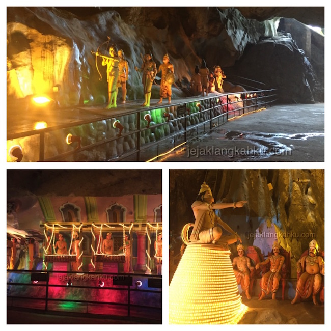 ramayana cave kualalumpur 4