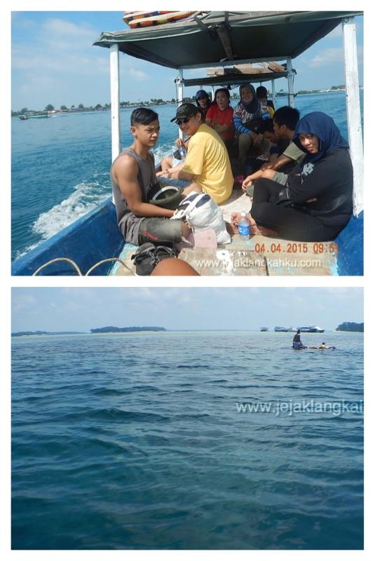 snorkeling pulau putri a