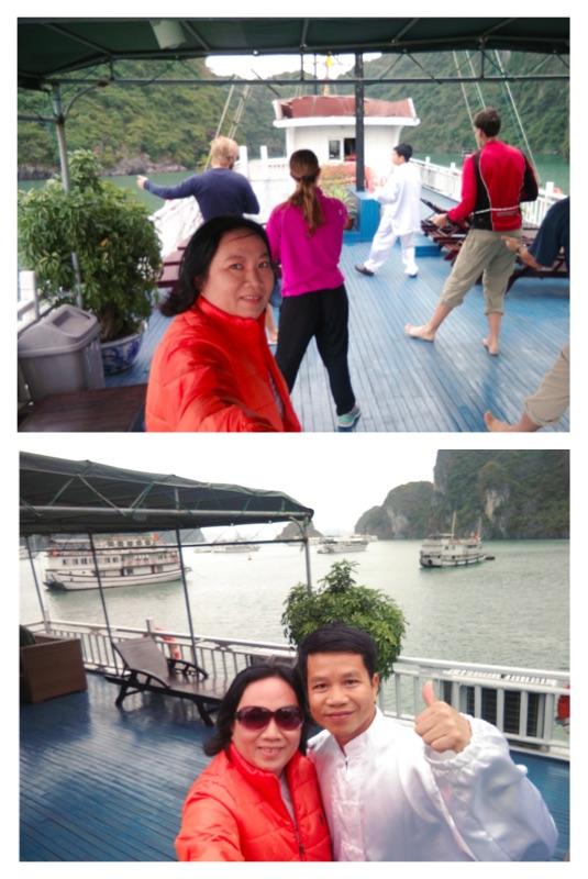 golden-lotus-cruise-tai-chi-halong-bay
