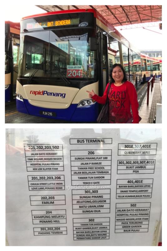rapid penang bus malaysia 2