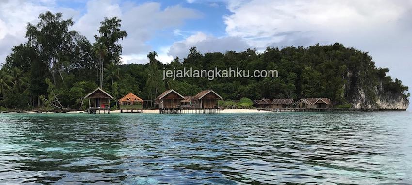 Tips Memilih Hotel, Penginapan, Homestay di Raja Ampat Papua