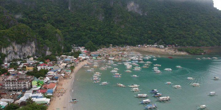 Welcome to Paradise, El Nido Palawan Philipina