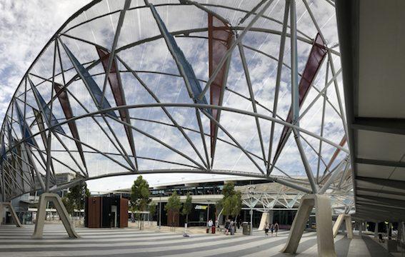 Transportasi JetBus dari Adelaide Airport Australia ke Arah Pusat Kota Adelaide
