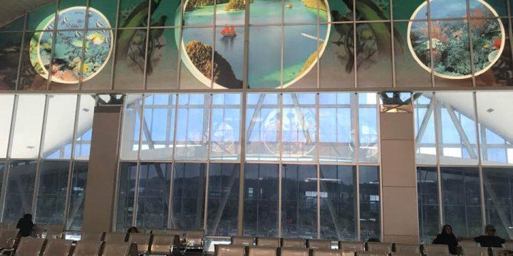 Video Transportasi dari Jakarta Menuju Raja Ampat Papua