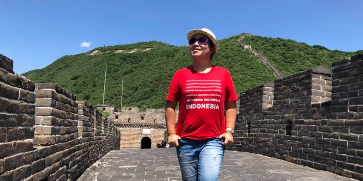 Video Solo Trip ke Mutianyu Great Wall China