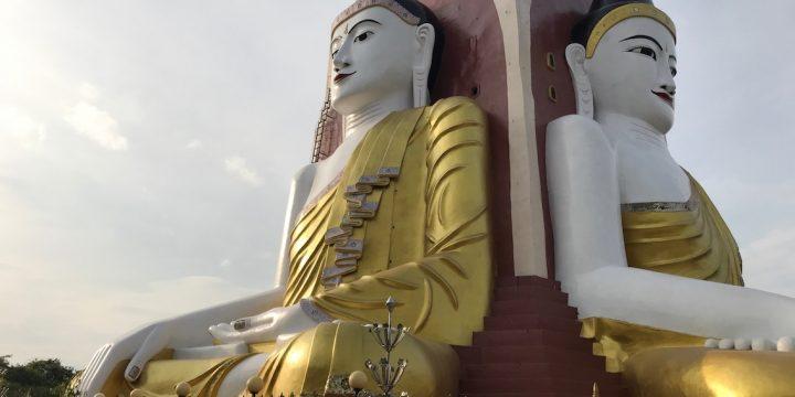 Solo Travelling Keliling Kota Bago, Myanmar