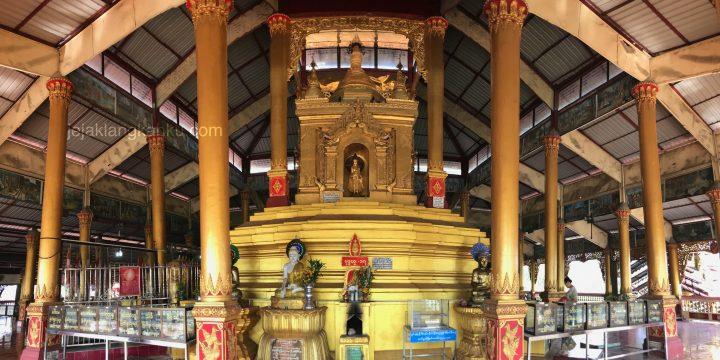 Hinthagon Pagoda in Bago Myanmar
